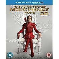 The Hunger Games: Mockingjay Part 2 UV Copy) [2015]