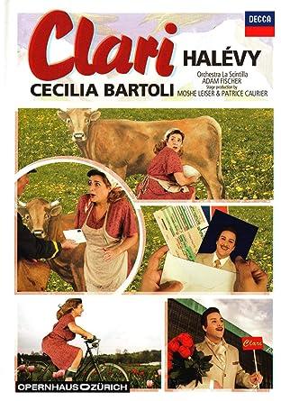 Halévy, Jaques F. - Clari [2 DVDs]