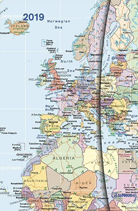carte géographie