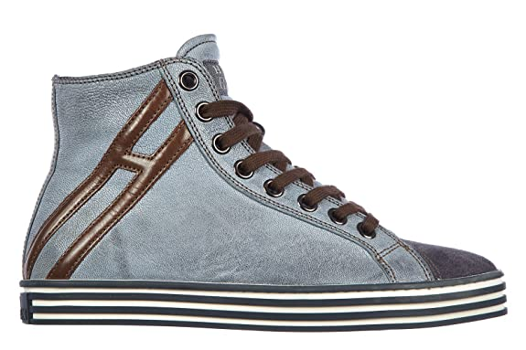 hogan rebel sneakers alte uomo