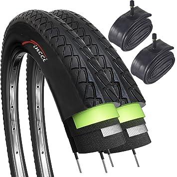 New 26 x 4.0 ISO 559 x 57 Bicycle Wheel Set