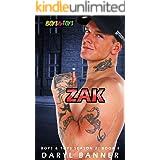 Zak (Boys & Toys Season 2 Book 4)