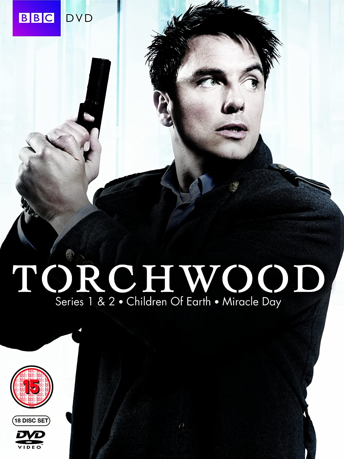 Torchwood - Series 1-4 [DVD] [2012]