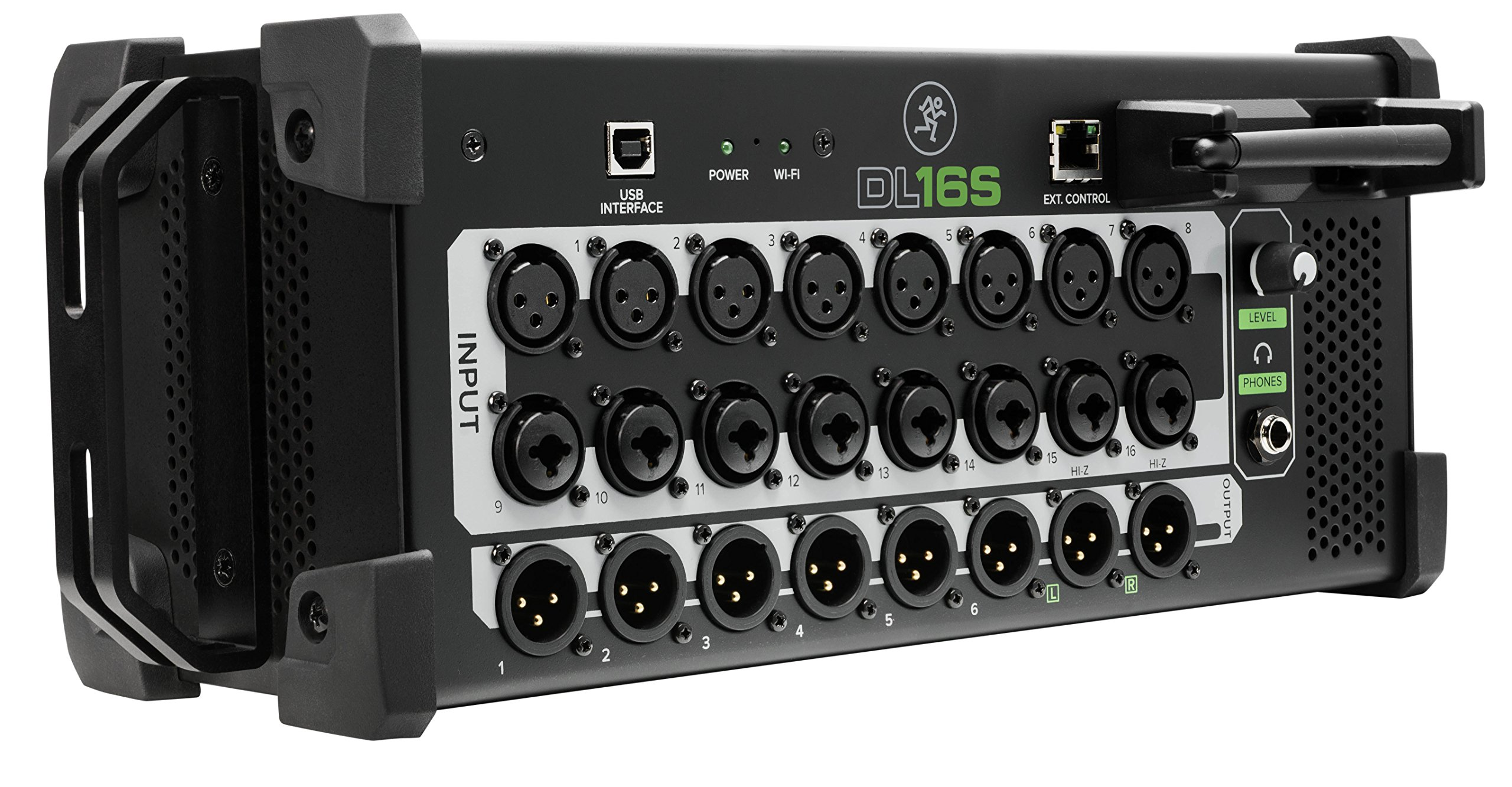 Mackie DL Series Mixer - Unpowered 16-channel DL16S