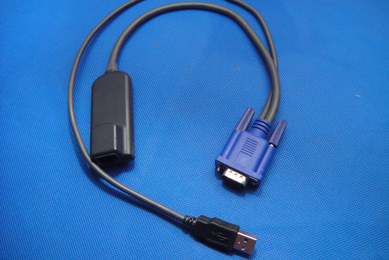 simetriaoptica.com Avocent DSR AutoView KVM Switch NETWORK DSRIQ ...