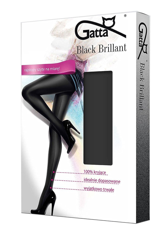 6e214c262a Gatta, black, brilliant, super opaque shiny tights - Black - Small:  Amazon.co.uk: Clothing