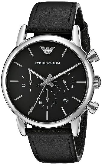 56cdfa751d43 Emporio Armani AR1733 Emporio Armani AR1733 Reloj De Hombre  Emporio Armani   Amazon.es  Relojes