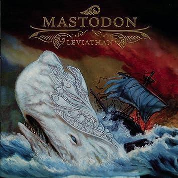 amazon leviathan mastodon ヘヴィーメタル 音楽