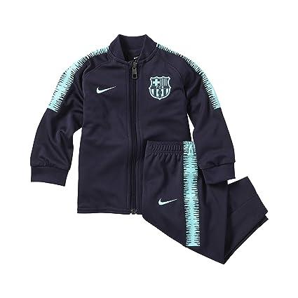 Nike FCB I NK Dry SQD TRK Suit K - Chándal, Bebé, (Purple Dynasty ...