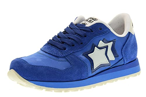 Atlantic stars sneakers mercury blu