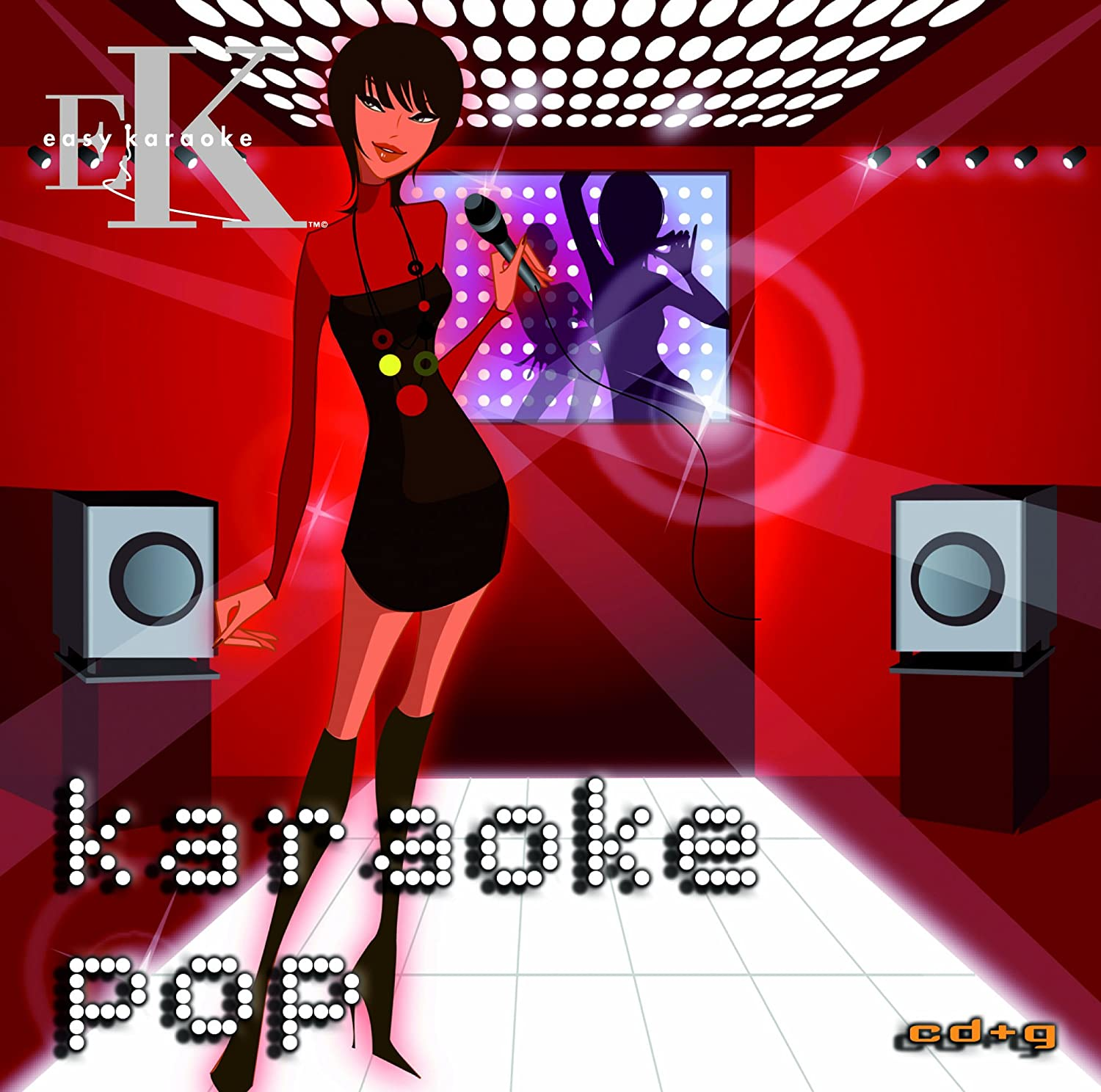 Karaoke Pop by Easy Karaoke - 30 professional karaoke tracks on ...