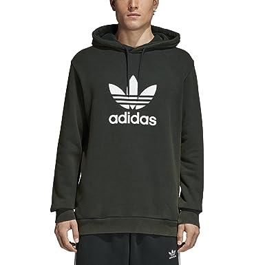 28604ba29319 adidas Originals Men s Trefoil Hoody at Amazon Men s Clothing store