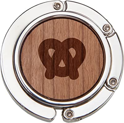 Amazon.com: Pretzel Wooden Purse Hanger, Purse Hook ... |Wood Purse Hanger