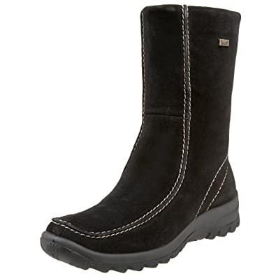 0b6c56a0c2e Rieker Women's Eike 70 Boot, Glace Black, 40 EU (US Women's 8.5-9 M): Buy  Online at Low Prices in India - Amazon.in