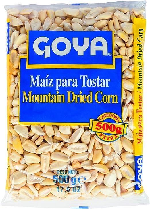 Goya Maíz Tostar 500 g: Amazon.es: Alimentación y bebidas