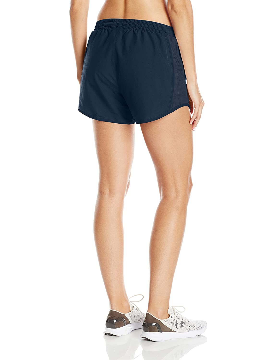 4404695b25c Amazon.com: Under Armour Women's Fly-By Shorts: Under Armour: Clothing