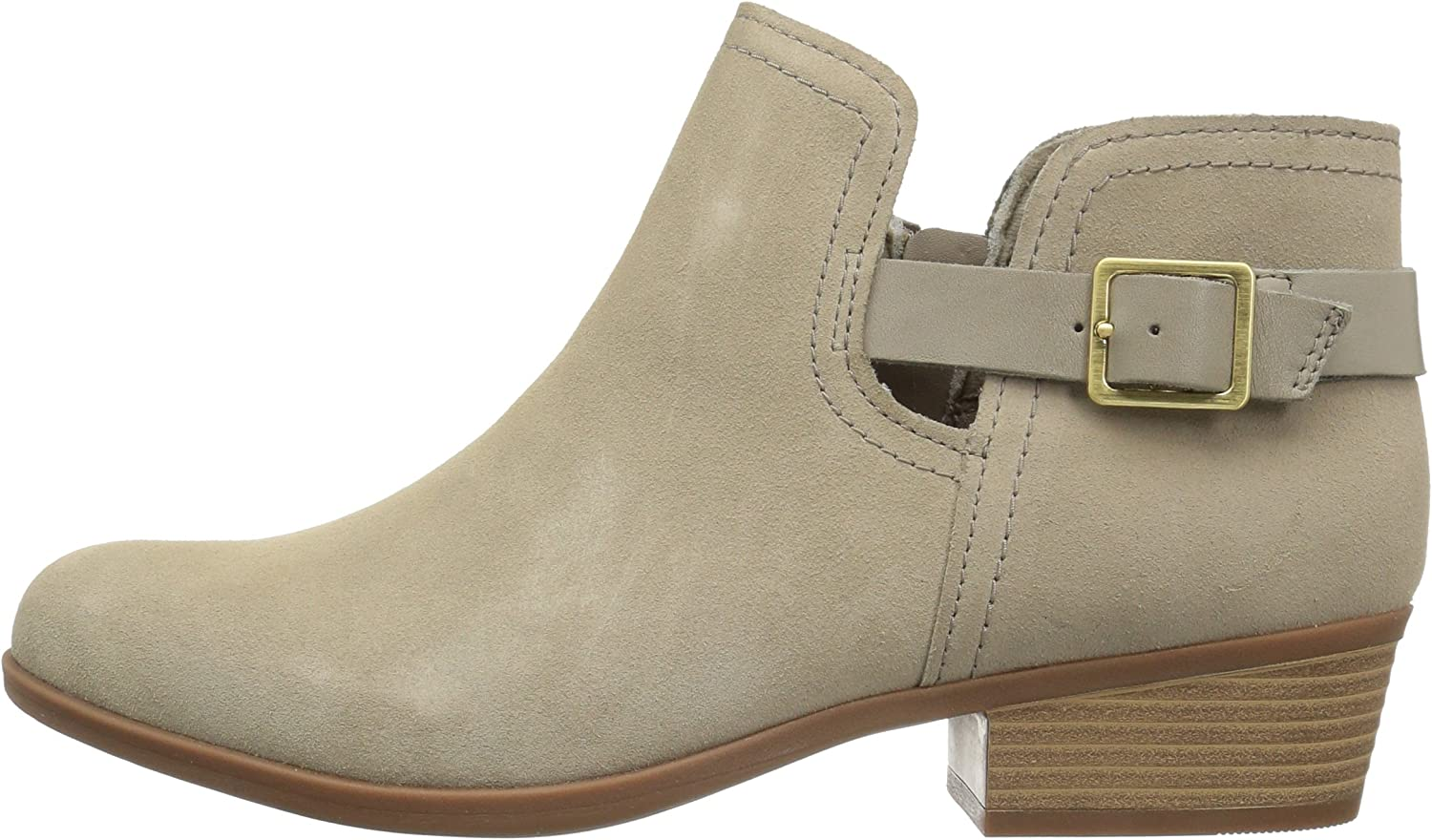 CLARKS Womens Addiy Carisa Ankle Boot