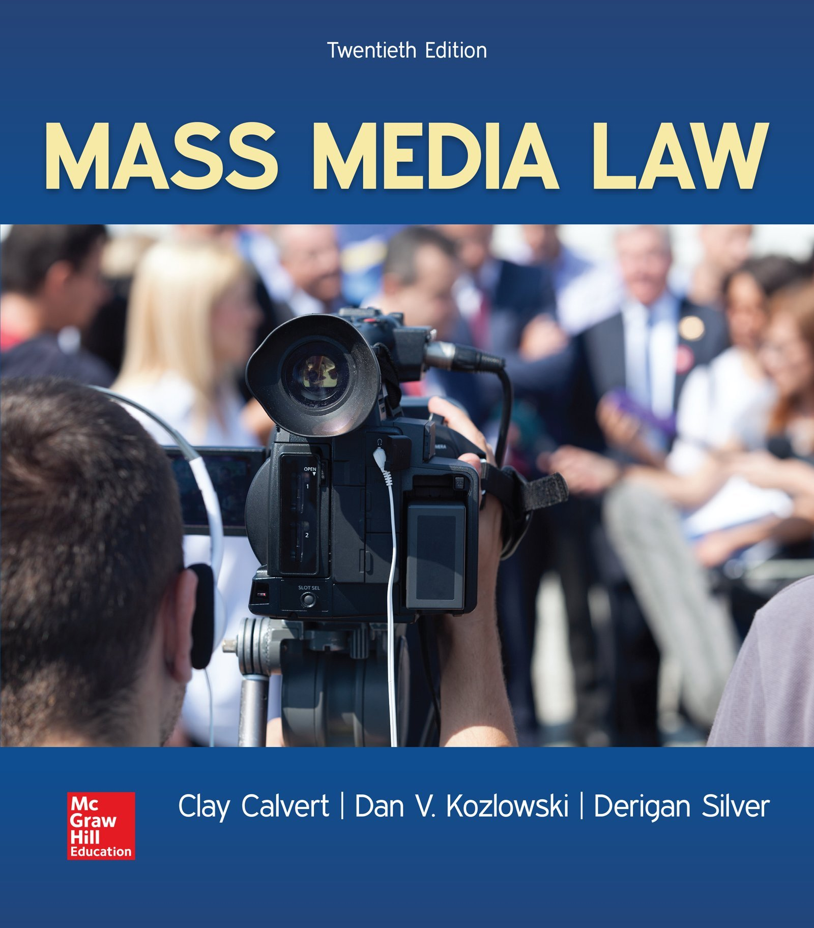 Mass Media Law by McGraw-Hill Education