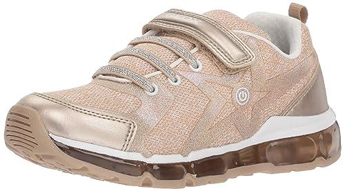 2d96d50a Geox J Android Girl B, Zapatillas para Niñas: Amazon.es: Zapatos y  complementos