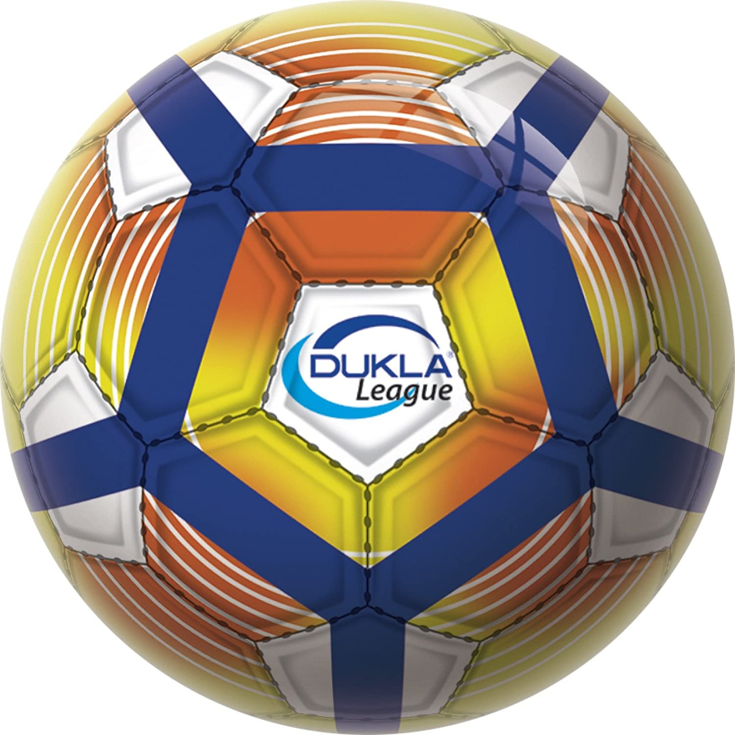 Mondo - Balón fútbol Dukla League, 230 mm (0735): Amazon.es ...