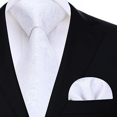 d7ef0a18ee872 (ヒスデン) HISDERN メンズ フォーマル ネクタイ セット おしゃれ ペイズリー柄 ネクタイ チーフ セット ビジネス 結婚