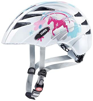 Uvex – Casco para Bicicleta Kid 1 Niños Casco – Unicorn, ...