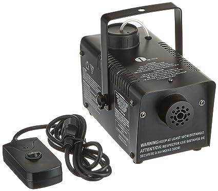 Amazon com: 1byone 550ml Tank Mini Fog Machine with wired remote