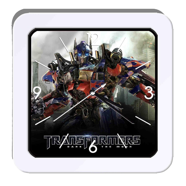 Despertador Transformers - Commander: Amazon.es: Hogar
