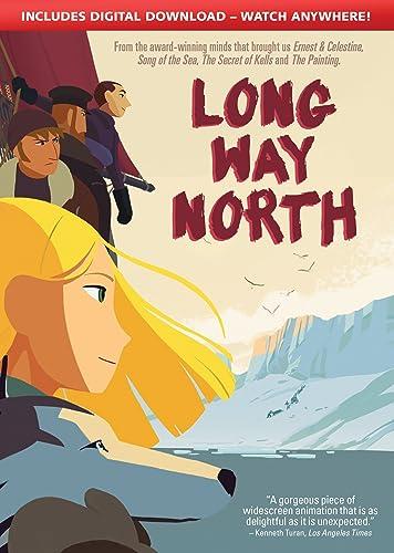 Amazon Com Long Way North Chloe Dunn Antony Hickling Remi Chaye Movies Tv
