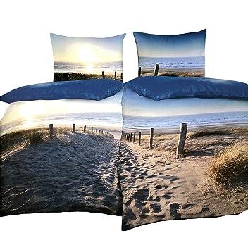 Bettwasche 155×220 Meer