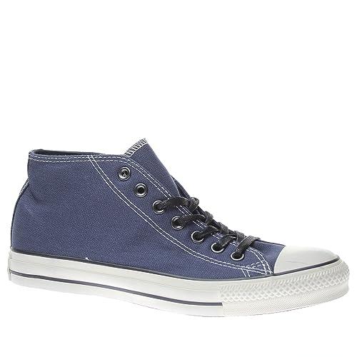 CONVERSE Converse all star clean mid canvas d zapatillas moda hombre: CONVERSE: Amazon.es: Zapatos y complementos