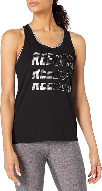 Reebok Womens Graphic Tank