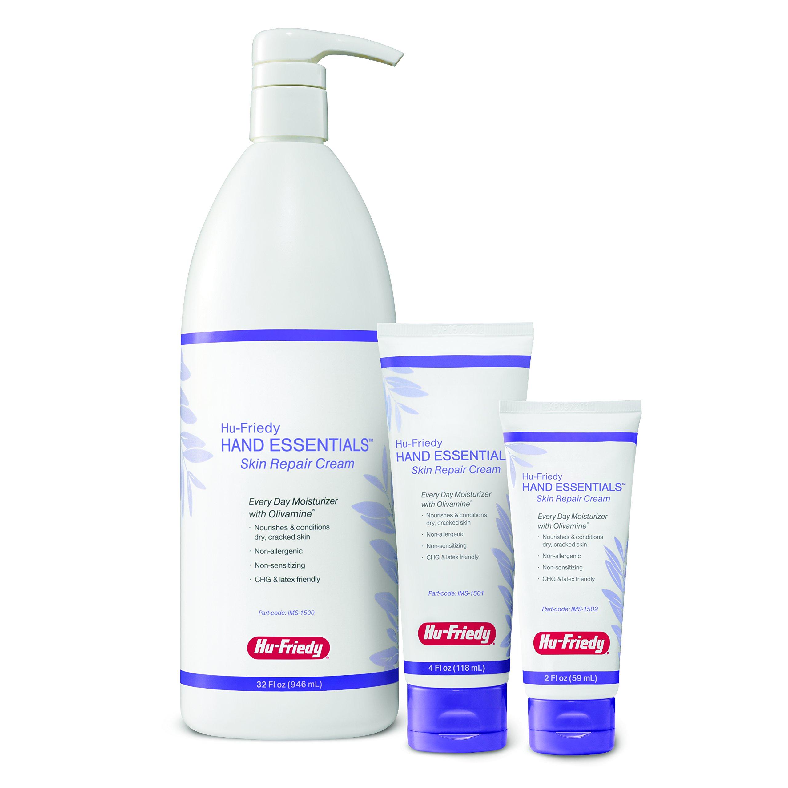 Hu-Friedy IMS-1508 Hand Essentials Skin Repair Cream, 4 mL