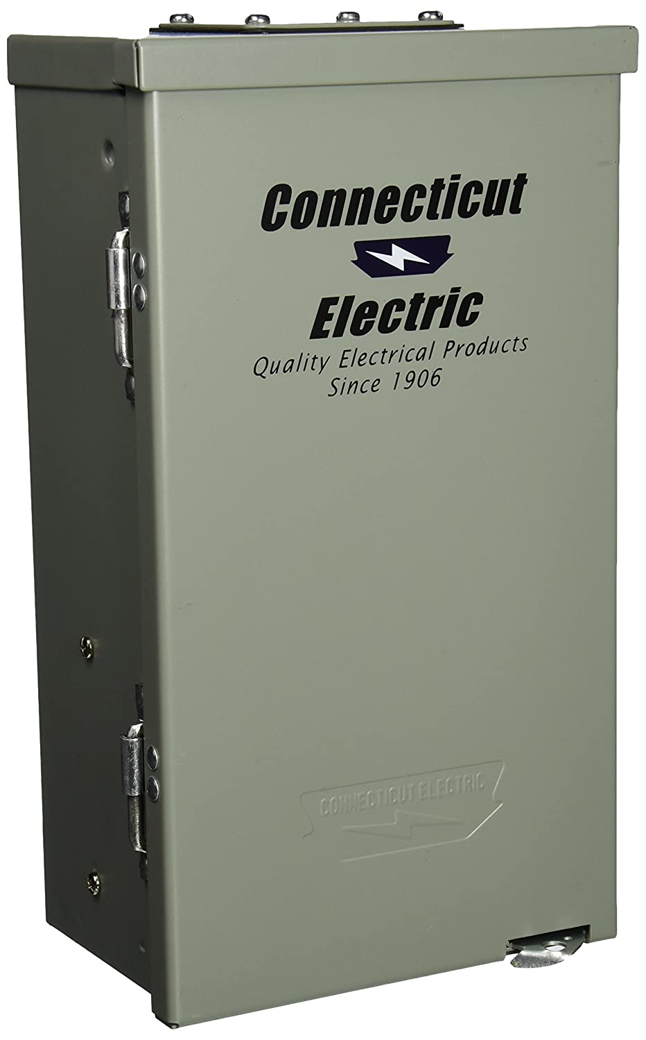 Connecticut Electric Cesmpsc55grhr 50 Amp Rv Pnl With 20 Gfci Breaker What Should Be Used A Or Is 15 Receptacle Receptacles