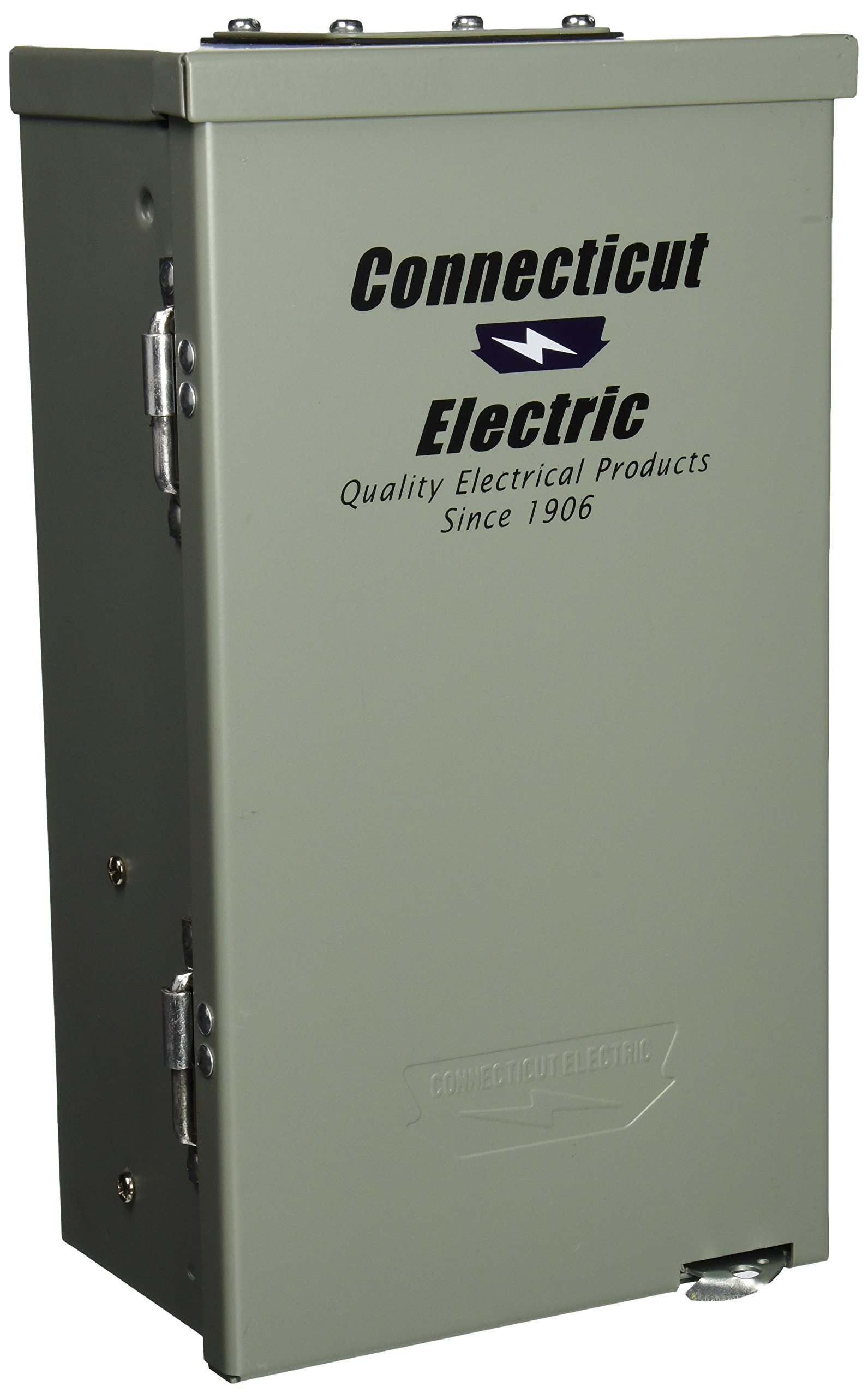 Connecticut Electric CESMPSC55GRHR 50-Amp RV PNL with 20-Amp GFCI Receptacle by Connecticut Electric