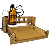 BobsCNC E3 CNC Router Engraver Kit with DeWalt DW660 Router (450mm x 390mm x 85mm)