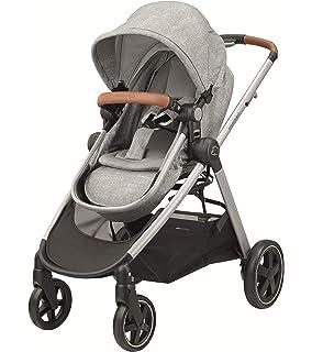 Bébé Confort ZELIA Nomad Grey - Cochecito de nacimiento hasta los 3,5