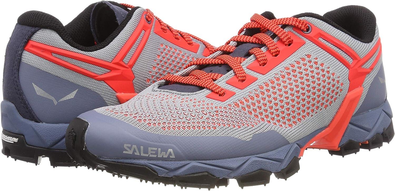 SALEWA WS Lite Train Knit, Traillaufschuhe para Mujer: Amazon.es: Zapatos y complementos