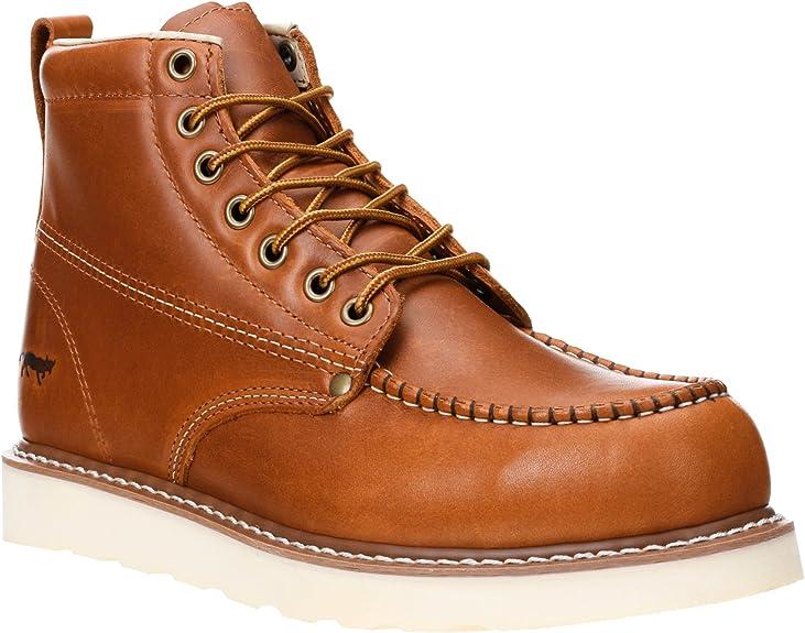 Golden Fox Work Boots