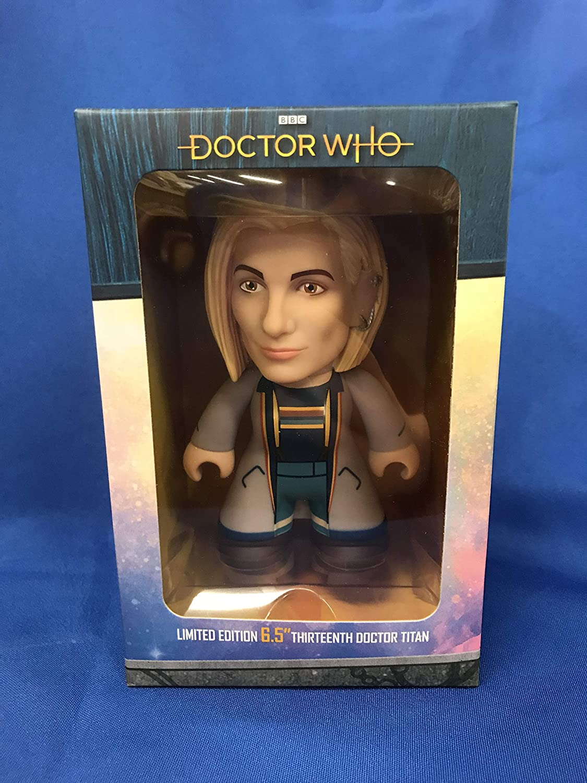 Titans Vinyl Figure Doctor Who Thirteenth Doctor 6.5