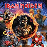 Iron Maiden 2018 12 x 12 Inch Monthly Square Wall Calendar by Global, Heavy Metal Rock Music Band (Multilingual Edition)