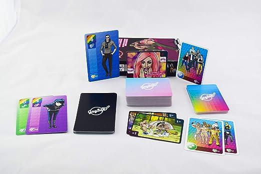 GayBar : Juego de Cartas: Amazon.es: Juguetes y juegos