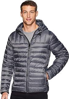 4cc0309a495 Amazon.com: Tumi Men's Patrol Packable Travel Puffer Jacket: Clothing