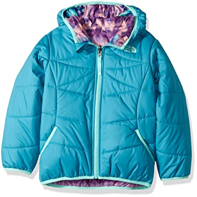 27d7f4c7eb04 The North Face para niños, niñas Chaqueta Perrito Reversible: Amazon.es:  Deportes y aire libre