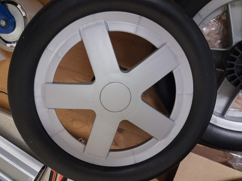 Hauck Hinterrad Ersatzrad passend f/ür Esprit Duo Star und Roadster
