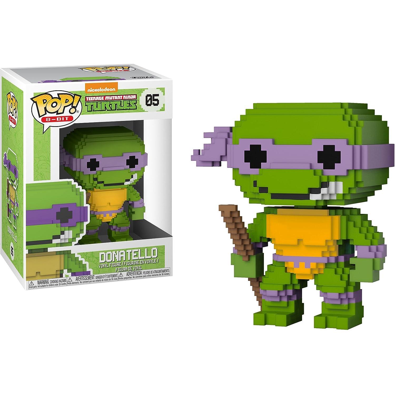 Amazon.com: Funko Donatello: Teenage Mutant Ninja Turtles x ...