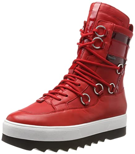 Womens 4-10 1810 4000 Snow Boots, Red H?gl