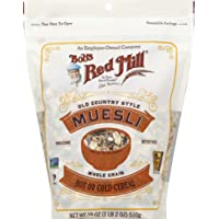 Bob's Red Mill Old Country Style Muesli Cereal, 18-ounce