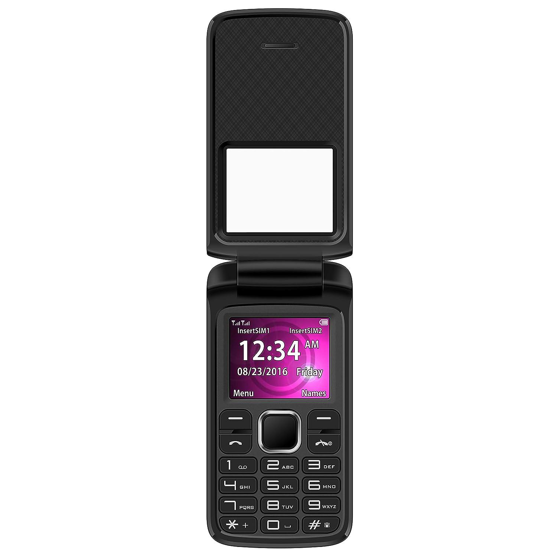 Blu Zoey Flex Factory Unlocked Gsm Phone Fm Radio Dual Nokia 3310 Troubleshooting Sim Mp3 4 Player Black Cell Phones Accessories