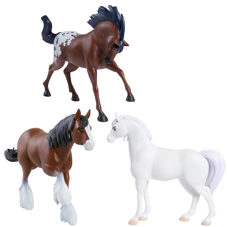 Import 39113 Just Play Spirit Equuleus Horse Figure Just Play
